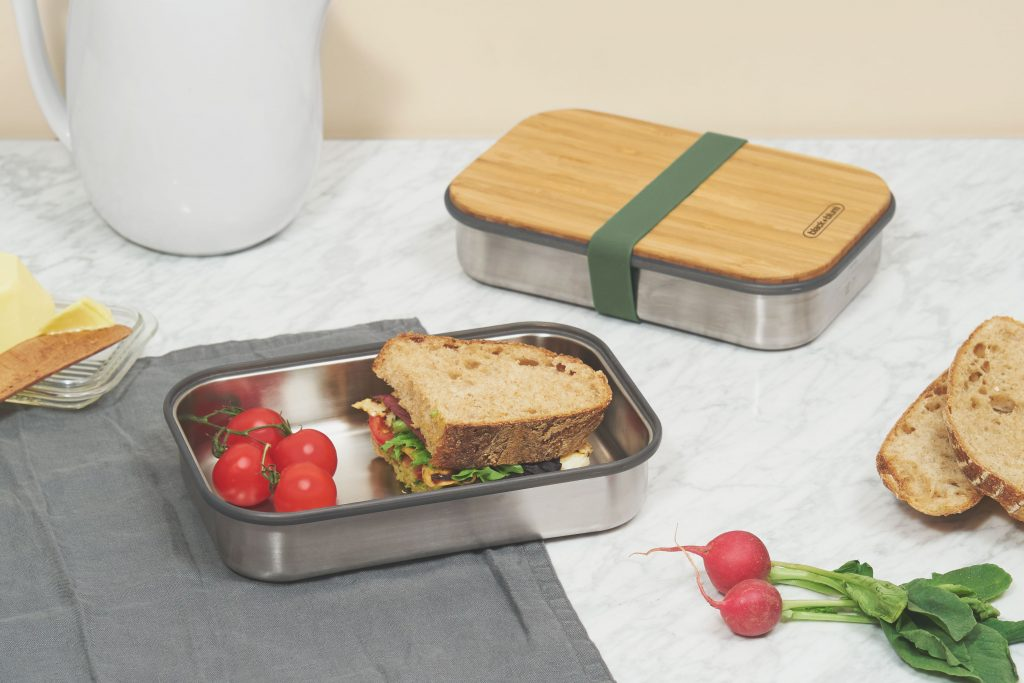 Steel Sandwich Box