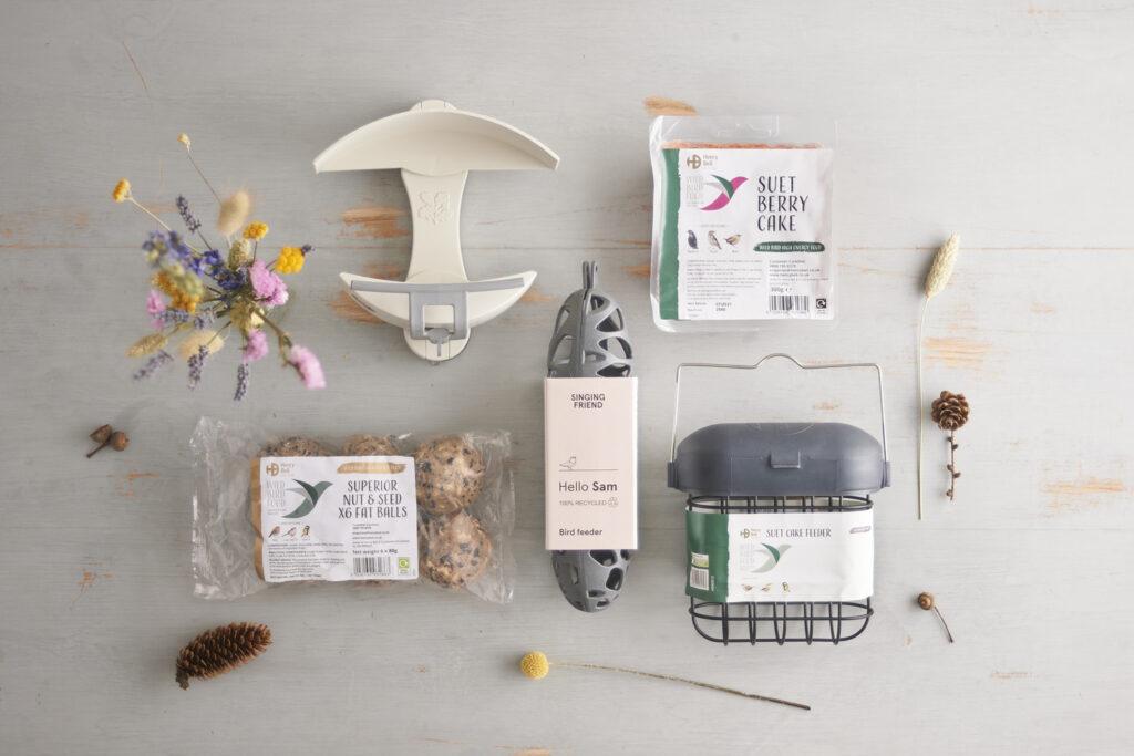 Garden Bird Starter Gift Box