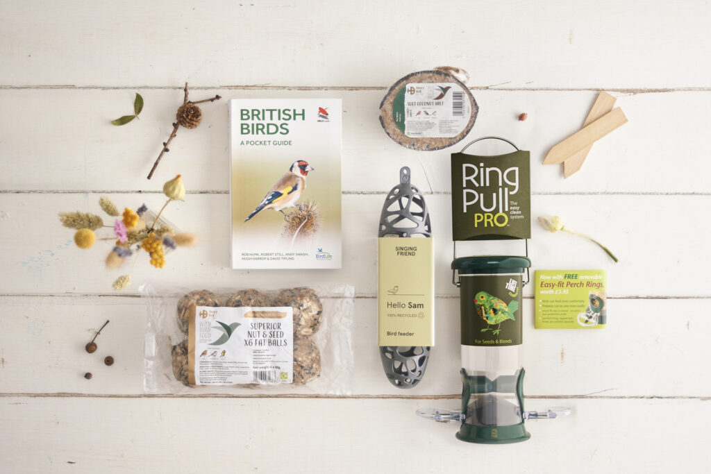 Feed the Birds Gift Box
