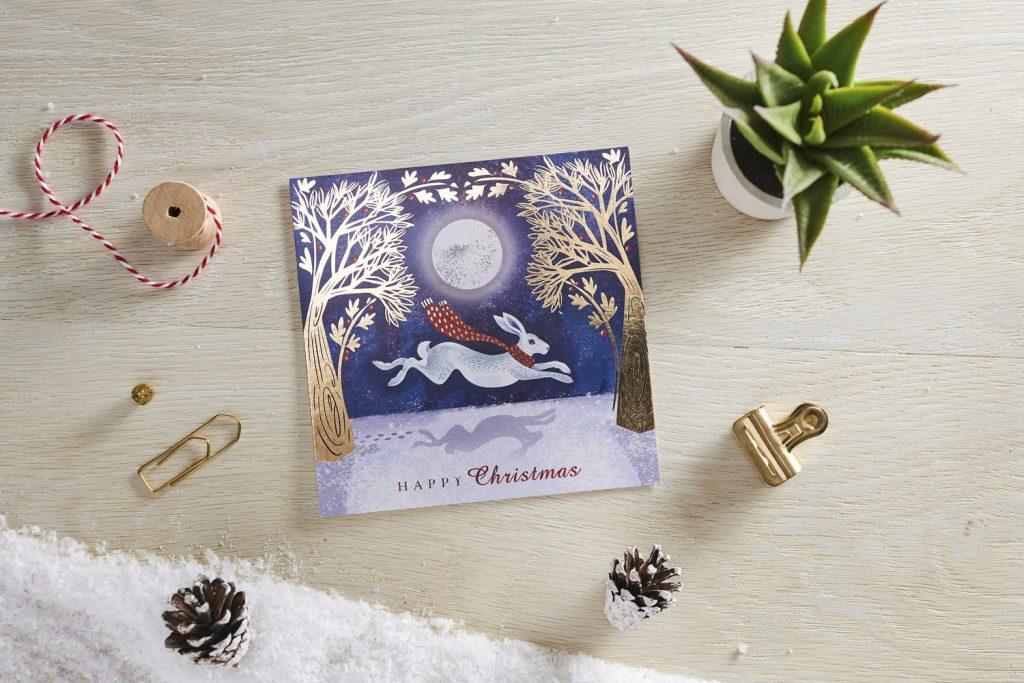 Wildlife Trust Christmas Cards 2020
